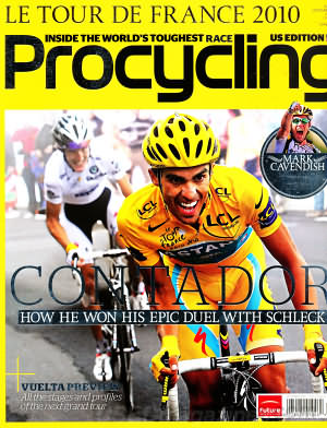 Pro Cycling September 2010