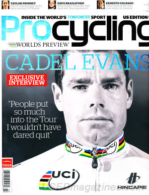 Pro Cycling October 2010