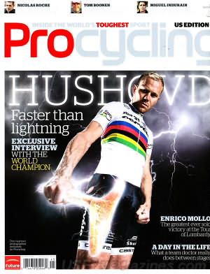 Pro Cycling December 2010