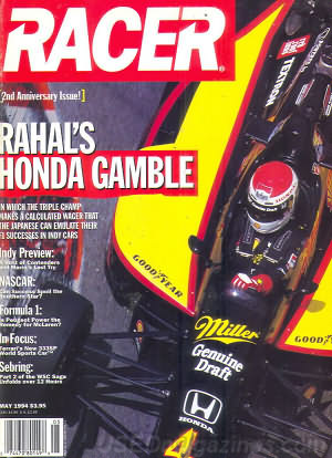 Racer May 1994