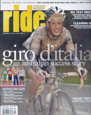 Ride Cycling Review October/December 2010