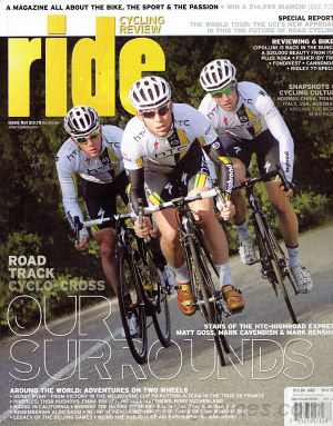 Ride Cycling Review January/March 2011