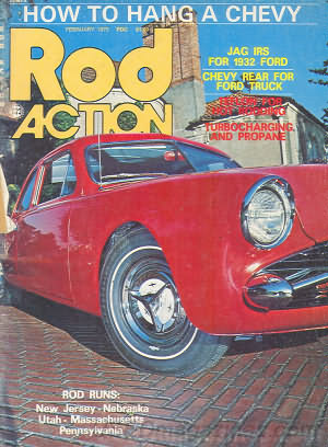 Rod Action February 1975