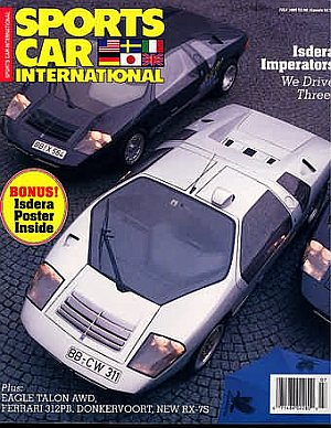 Sports Car International July 1989
