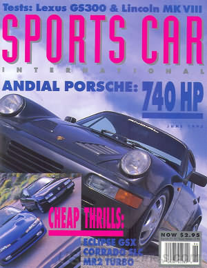 Sports Car International June 1993