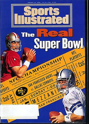Sports Illustrated January 16, 1995