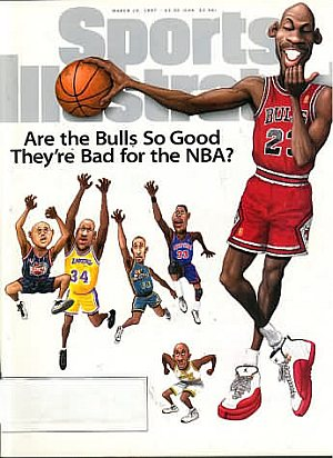 Sports Illustrated March 10, 1997