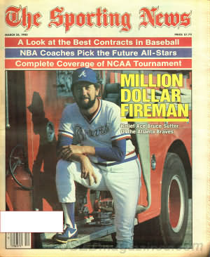 Sporting News March 25, 1985