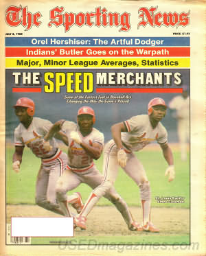 Sporting News July 8, 1985