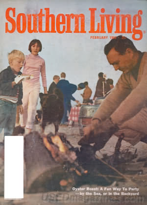 Southern Living February 1968