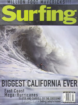 Surfing March 2000