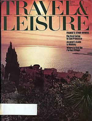 Travel & Leisure March 1977