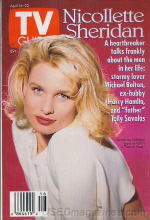 TV Guide April 16, 1994