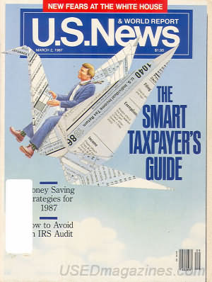 U.S. News & World Report March 02, 1987