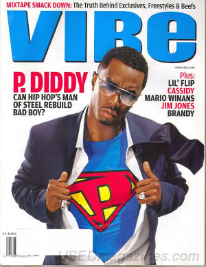 Vibe August 2004