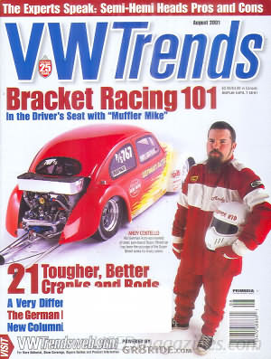 VW Trends August 2001