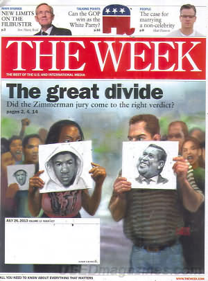 The Week July 26, 2013