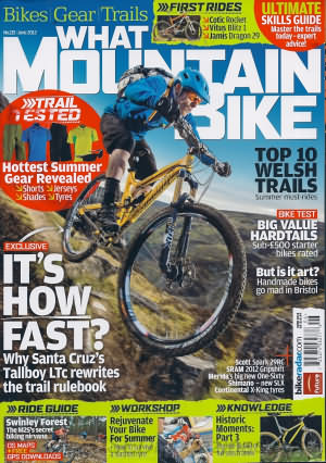 What Mountain Bike June 2012