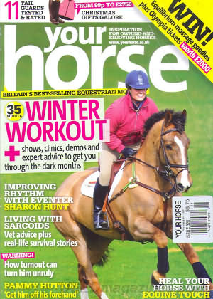 Your Horse UK Edition November/December 2009